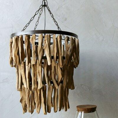 Loucks Driftwood Pendant