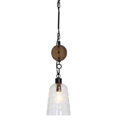 Wabansia 1-Light Mini Pendant