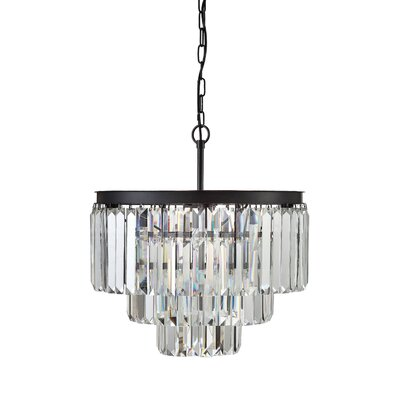 Harber 9-Light Crystal Chandelier