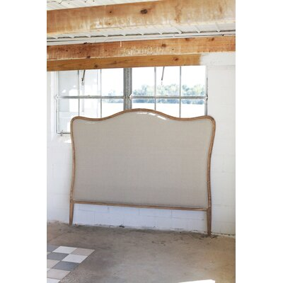 Chateau King Upholstered Panel Headboard