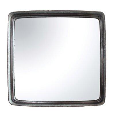Farm Square Iron Framed Mirror DA5611