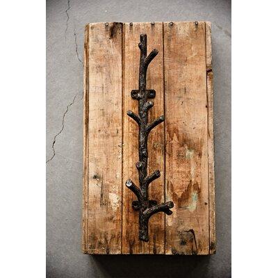 Lorenzen Cast Metal Wall Hook DE4A18D4244D42F681752D7CE5F8D8AC