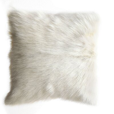 Pure Fur Throw Pillow