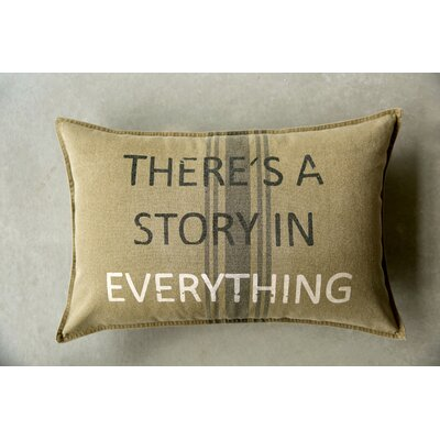 Sayings Lumbar Pillow