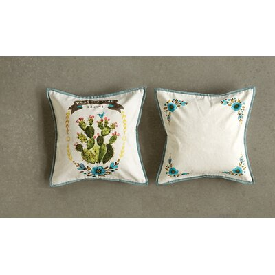 Bungalow Lane Throw Pillow