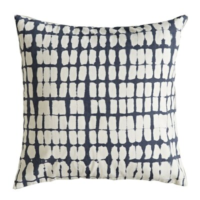 Terrain Cotton Throw Pillow