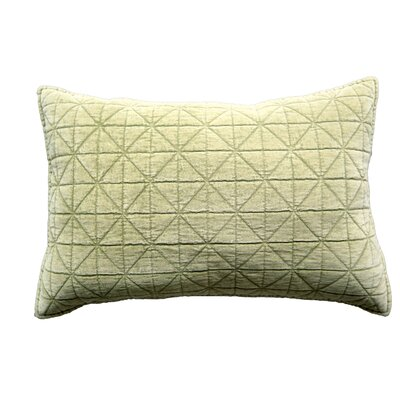 Bungalow Lane Lumbar Pillow Color: Green