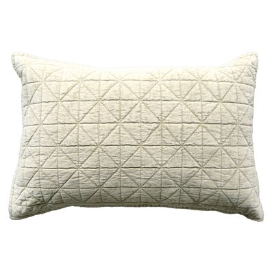Burnard Lumbar Pillow Color: Beige