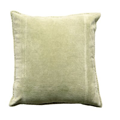 Bungalow Lane Throw Pillow Color: Green