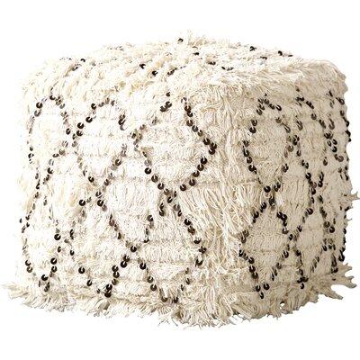 Moroccan Wedding Quilt Ottoman