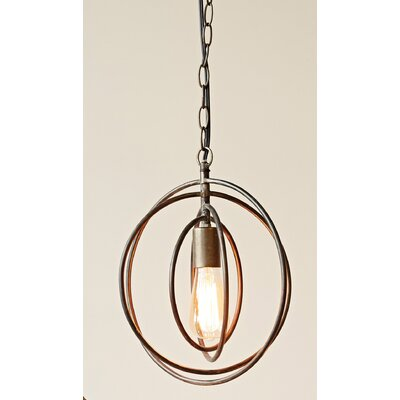 Pure 1-Light Geometric Pendant