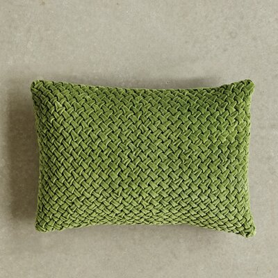 Palm and Fauna Lumbar Pillow