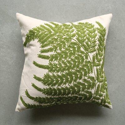 Botanist Throw Pillow