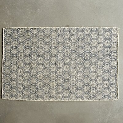 Waterside Blue/Beige Area Rug