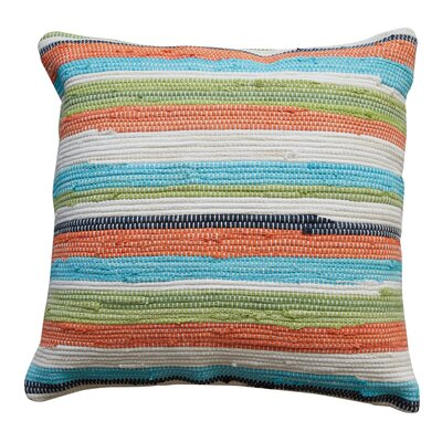 Lauderhill Cotton Throw Pillow