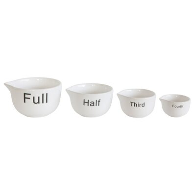 Stoneware Measuring Cups DA7240