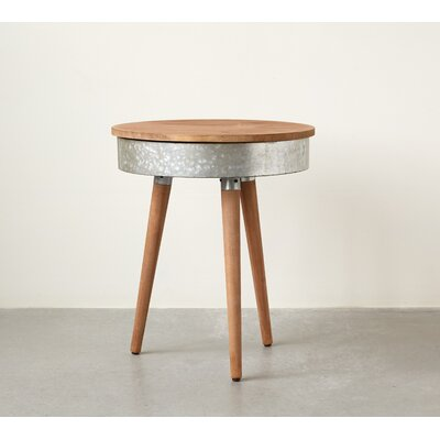 Louie Metal End Table