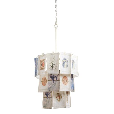 Havana 1-Light Drum Pendant