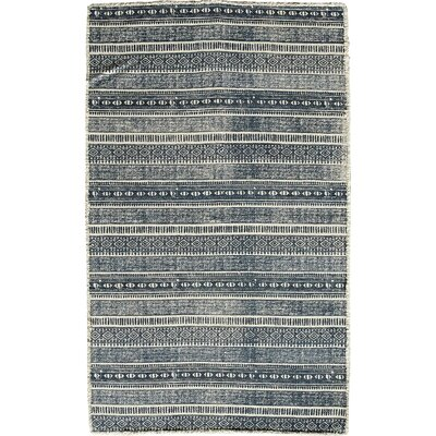 Farrior Blue Area Rug