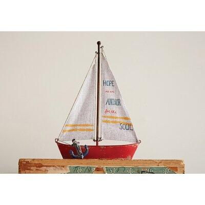 Scottfield Boat Model Yacht