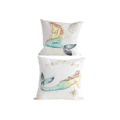 Saybrook 2 Piece Throw Pillow Set