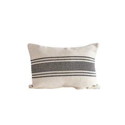 Reshma Stripe Lumbar Pillow