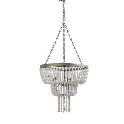 Rashida 3-Light Bowl Pendant