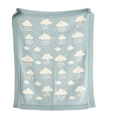 Teisha Clouds 100% Cotton Blanket