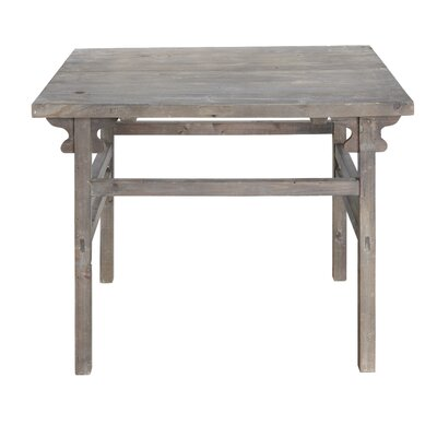 Kenetra Wood Dining Table