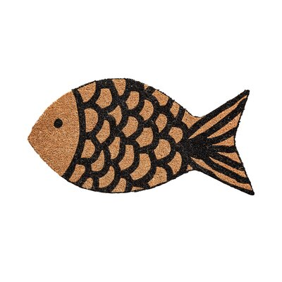 Anthem Natural Coir Fish Doormat