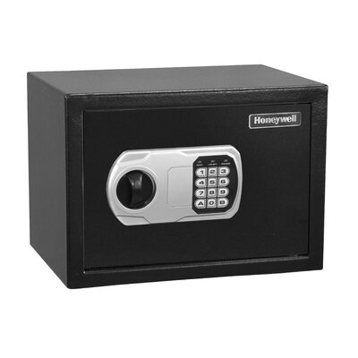 Honeywell Electronic Lock Security Safe 0.5 CuFt