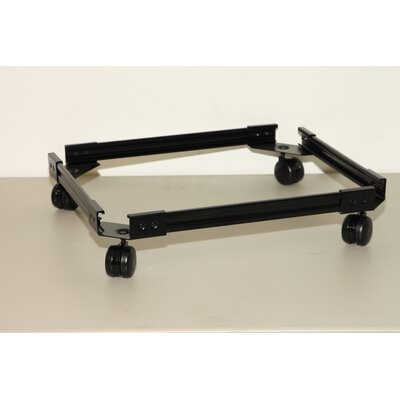 Wheel Cart for File Chest Size: 3.25 H x 14.5 W x 7.5 D