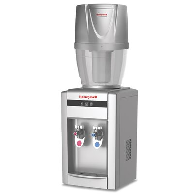Water Cooler Filtration System Color: Silver