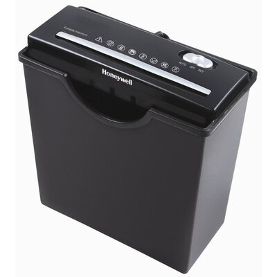 Honeywell 6 Sheet Strip-Cut Shredder at Sears.com
