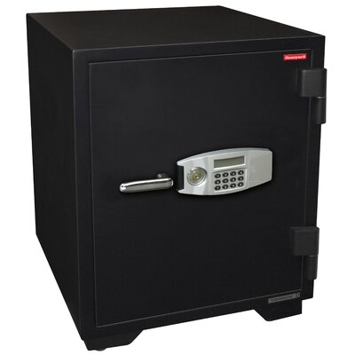 Honeywell Water Resistant Dual Digital and Key Lock Steel Fire and Security Safe 3.5 CuFt at Sears.com