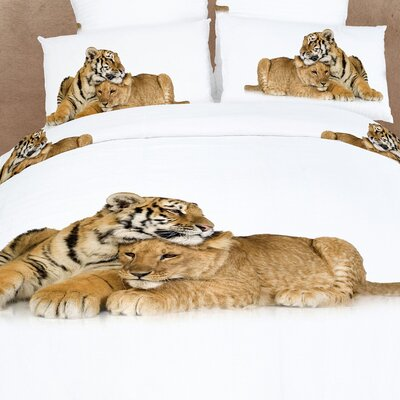 Devotion Duvet Cover Set Size: Twin