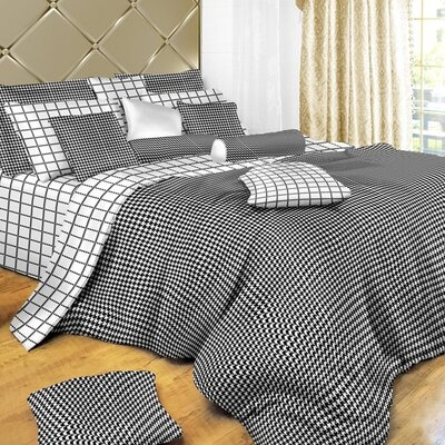 Luxury Duvet Cover Set Size: King