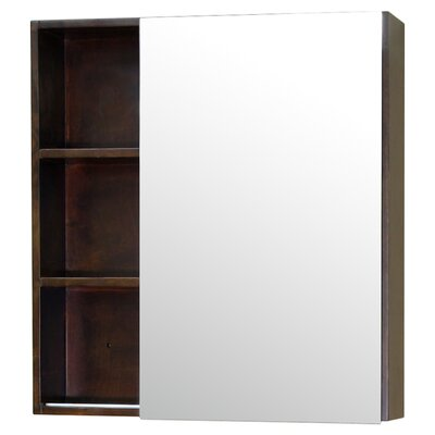Langdon 29.5 x 31.5 Surface Mount Medicine Cabinet
