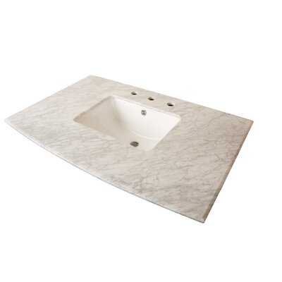 Counter 36 Single Bathroom Vanity Top