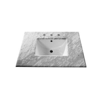 Counter 30 Single Bathroom Vanity Top