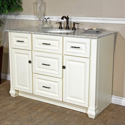 50 Single Bathroom Vanity Set