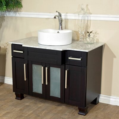 40 Single Bathroom Vanity Set