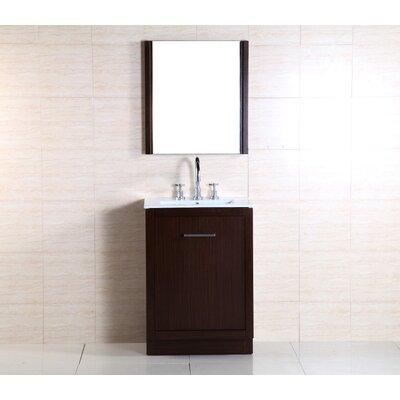 24 Single Sink Vanity Set