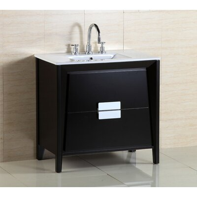 36 Single Sink Vanity Set
