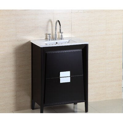 24 Single Sink Vanity Set