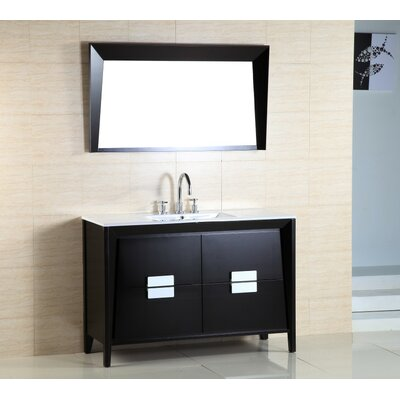 48 Single Sink Vanity Set