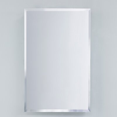 17 x 26.75 Surface Mount Medicine Cabinet