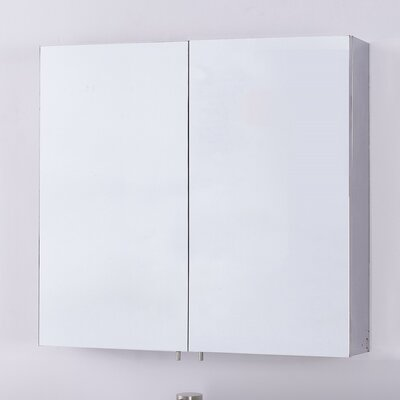 23.6 x 22 Surface Mount Medicine Cabinet