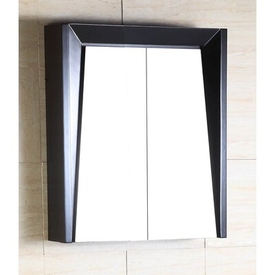 23.8 x 25.5 Surface Mount Medicine Cabinet