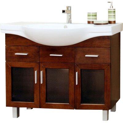 Crenshaw 40 Single Bathroom Vanity With Sink